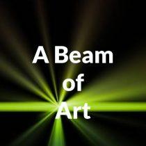 A beam of art